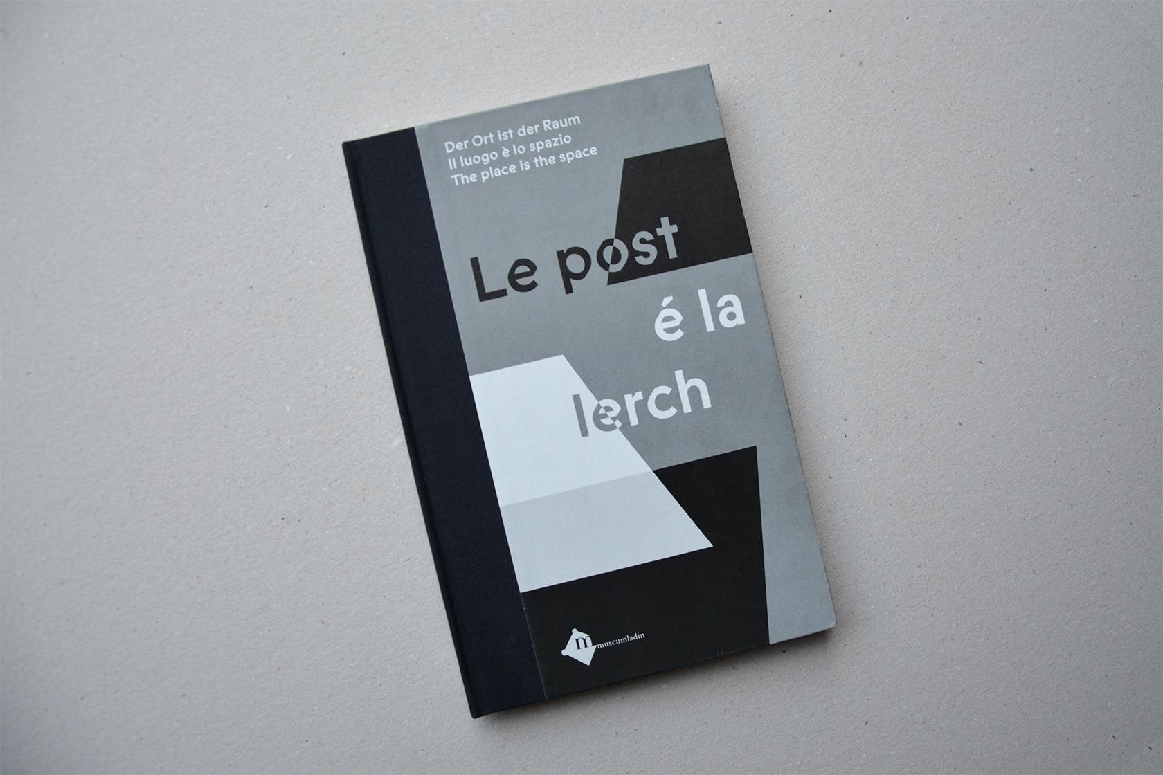 Frisch aus dem Druck: Der Katalog der Trienala Ladina 2019